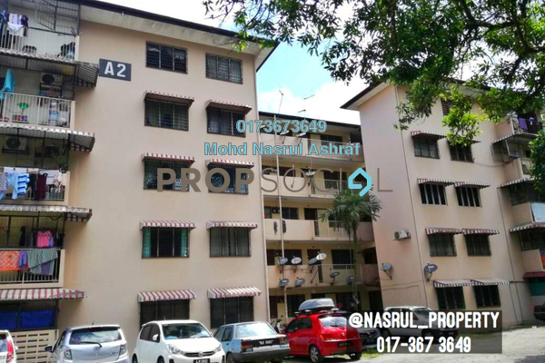 For Sale Condominium at Section 2, Wangsa Maju Freehold Semi Furnished 2R/1B 215k