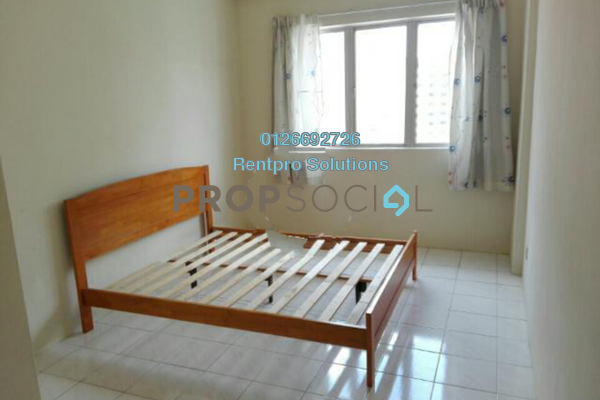 For Rent Apartment at Jalil Damai, Bukit Jalil Freehold Unfurnished 3R/2B 1.1k
