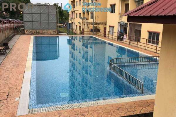 For Sale Apartment at Ria Prima, Kajang Freehold Unfurnished 3R/2B 230k