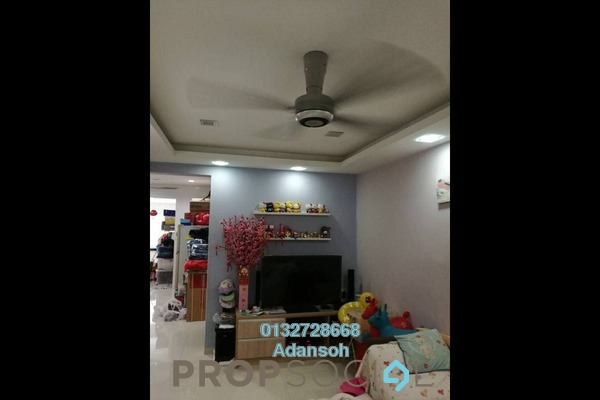 For Sale Terrace at Taman Ehsan, Kepong Freehold Semi Furnished 3R/2B 580k