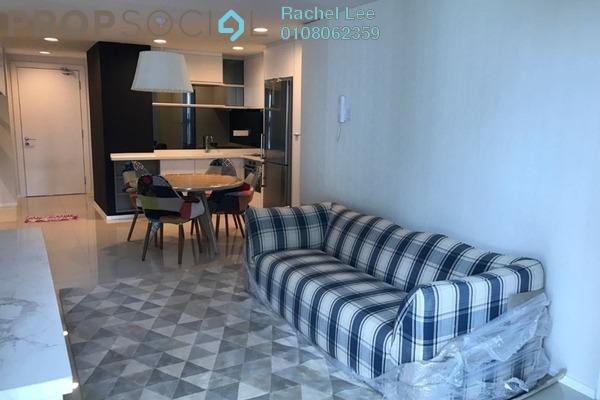 For Rent Condominium at VERVE Suites, Old Klang Road Freehold Fully Furnished 2R/2B 2.3k