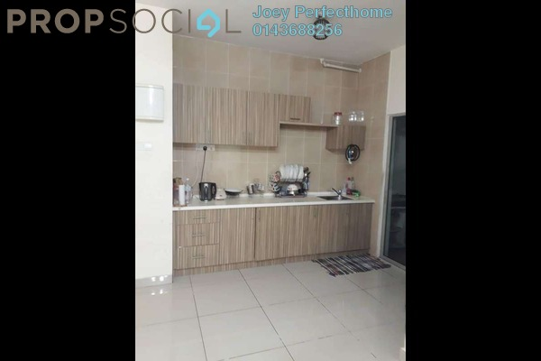 For Sale Serviced Residence at OUG Parklane, Old Klang Road Freehold Semi Furnished 3R/2B 360k