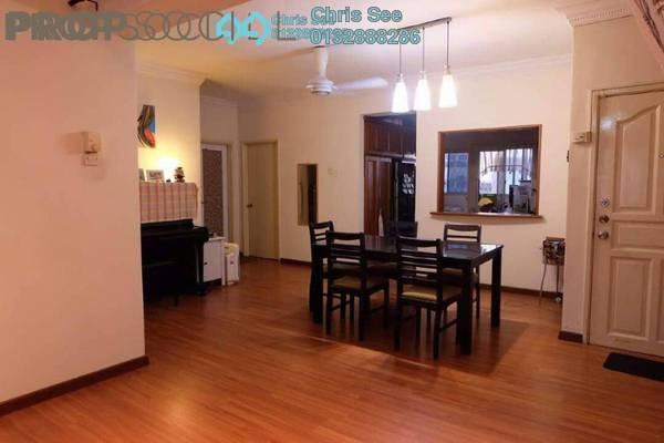 For Sale Condominium at Kelana Puteri, Kelana Jaya Freehold Fully Furnished 3R/2B 450k