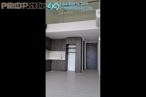 For Sale Condominium at One City, UEP Subang Jaya Freehold Semi Furnished 1R/2B 390k