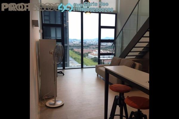 For Sale Condominium at One City, UEP Subang Jaya Freehold Fully Furnished 1R/1B 360k