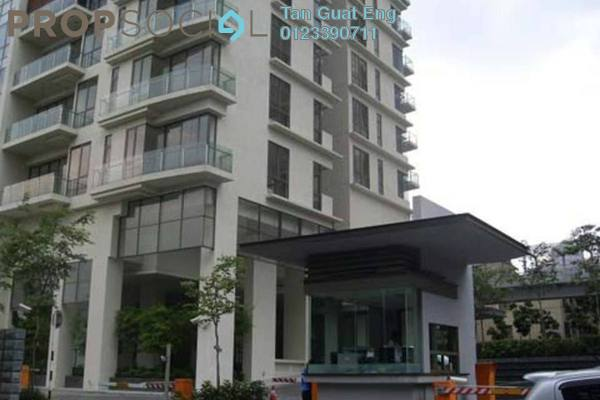 For Sale Condominium at Suria Stonor, KLCC Freehold Semi Furnished 4R/3B 3.1m