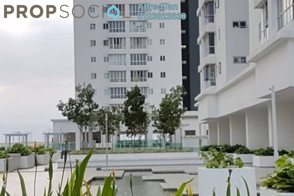 For Sale Serviced Residence at Maxim Citilights, Sentul Freehold Semi Furnished 3R/2B 450k