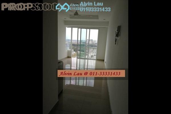For Sale Condominium at Menara U2, Shah Alam Freehold Semi Furnished 2R/1B 320k