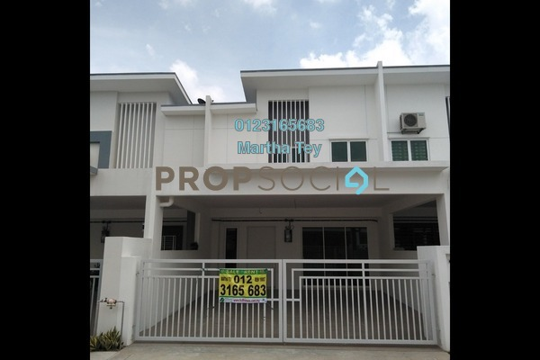 For Rent Superlink at Balista, Bandar Sri Sendayan Freehold Unfurnished 4R/4B 1.3k
