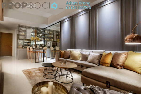 For Sale Condominium at i-City, Shah Alam Freehold Semi Furnished 1R/1B 338k
