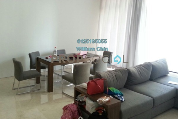 For Rent Condominium at Vipod Suites, KLCC Freehold Fully Furnished 2R/1B 3.5k