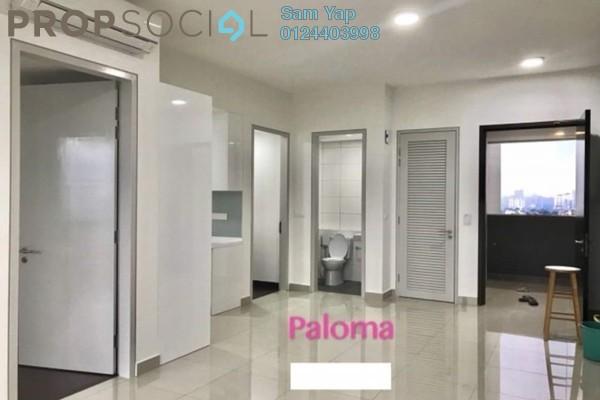 For Rent Serviced Residence at Paloma Serviced Residences, Subang Jaya Freehold Semi Furnished 2R/2B 2.5k