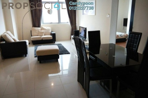 For Rent Serviced Residence at Taragon Puteri Bintang, Pudu Freehold Fully Furnished 3R/2B 2.9k