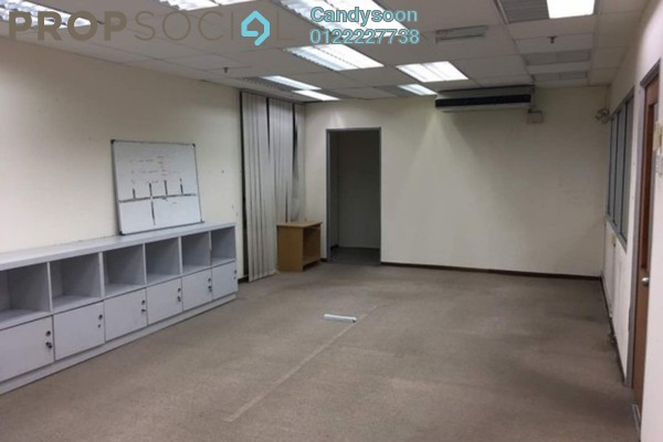 For Rent Office at Megan Avenue 1, KLCC Freehold Semi Furnished 3R/3B 8k