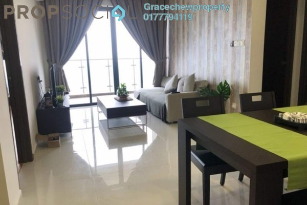 For Rent Condominium at Country Garden Danga Bay, Danga Bay Freehold Fully Furnished 2R/2B 2.2k