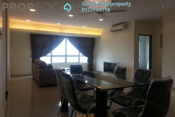 For Rent Condominium at Zennith Suites, Johor Bahru Freehold Fully Furnished 4R/4B 2.68k