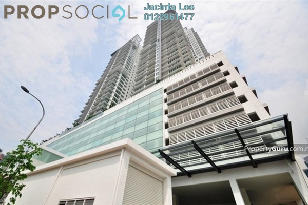 For Sale Condominium at The Pearl, KLCC Freehold Semi Furnished 4R/5B 1.9m