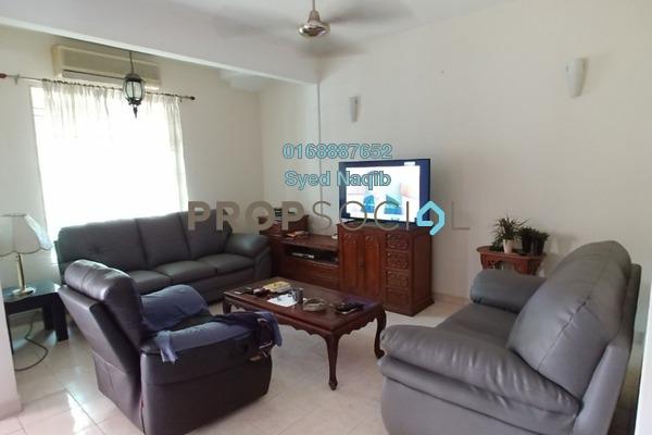 For Sale Terrace at Serambi, Bukit Jelutong Freehold Semi Furnished 4R/3B 699k