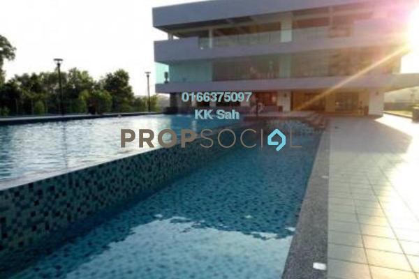 For Rent Condominium at Section 8, Bandar Mahkota Cheras Freehold Semi Furnished 3R/2B 1.3k