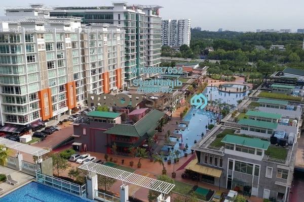 For Sale Serviced Residence at Oasis Ara Damansara, Ara Damansara Freehold Semi Furnished 3R/2B 750k