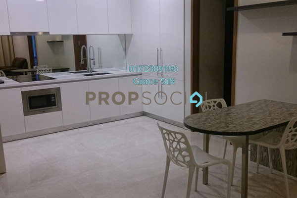 For Rent Condominium at Soho Suites, KLCC Freehold Fully Furnished 3R/2B 3.8k