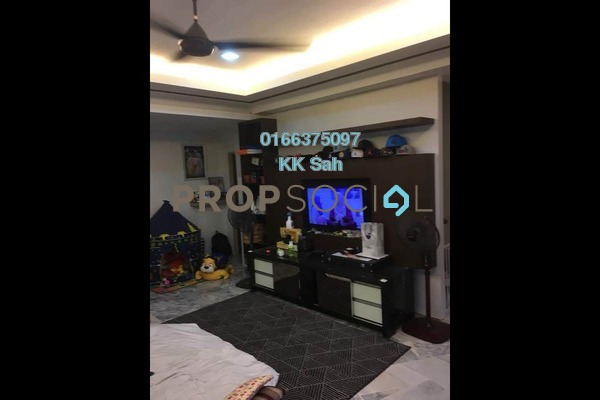 For Sale Link at Section 2, Bandar Mahkota Cheras Freehold Semi Furnished 4R/3B 649k