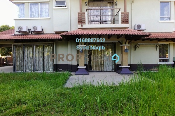 For Sale Superlink at Greenlane, Bukit Jelutong Freehold Semi Furnished 4R/4B 1.1m