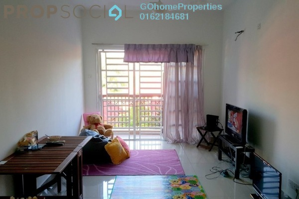 For Sale Condominium at Saujana Aster, Putrajaya Freehold Semi Furnished 3R/2B 435k