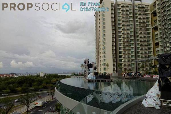 For Rent Condominium at Tropicana Bay Residences, Bayan Indah Freehold Fully Furnished 2R/1B 1.6k