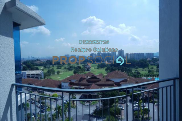 For Rent Condominium at The Link 2 Residences, Bukit Jalil Freehold Unfurnished 2R/2B 1.95k