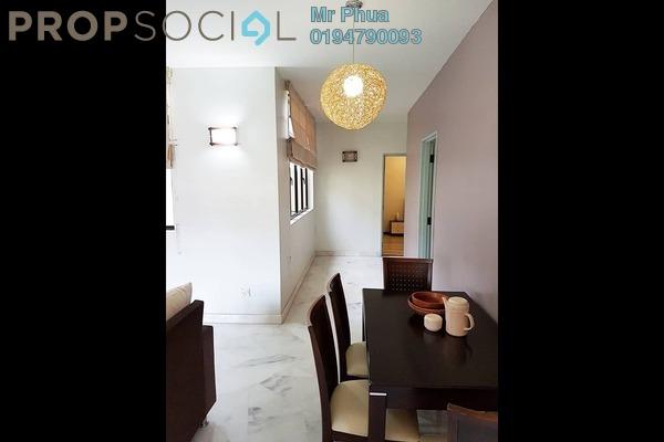 For Rent Condominium at Cascadia, Pulau Tikus Freehold Fully Furnished 2R/3B 1.6k