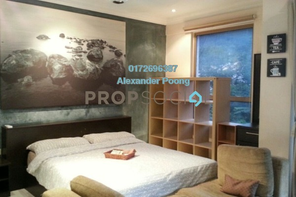 For Sale SoHo/Studio at Ritze Perdana 1, Damansara Perdana Freehold Fully Furnished 1R/1B 300k