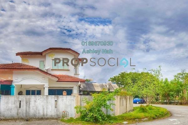 For Sale Terrace at Taman Kota Pendamar, Port Klang Freehold Semi Furnished 4R/2B 500k
