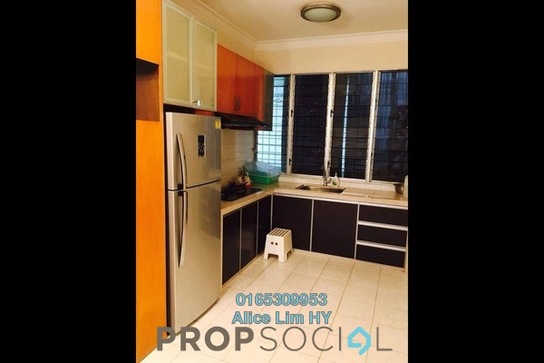 For Sale Condominium at N-Park, Batu Uban Freehold Fully Furnished 3R/2B 320k