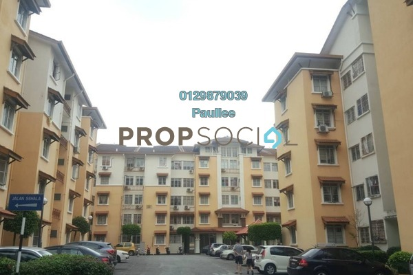 For Rent Apartment at Semarak, Pusat Bandar Puchong Freehold Semi Furnished 3R/2B 850translationmissing:en.pricing.unit