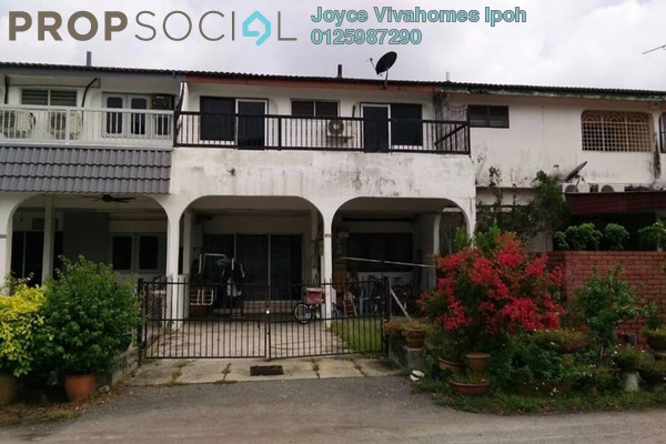 For Sale Terrace at SD6 @ Gunung Rapat, Ipoh Freehold Unfurnished 4R/3B 250k
