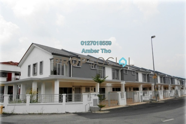For Rent Terrace at Kaseh Heights, Semenyih Freehold Unfurnished 4R/3B 1.31k