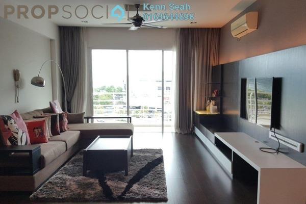 For Rent Condominium at BayStar, Bayan Indah Freehold Fully Furnished 3R/3B 4k