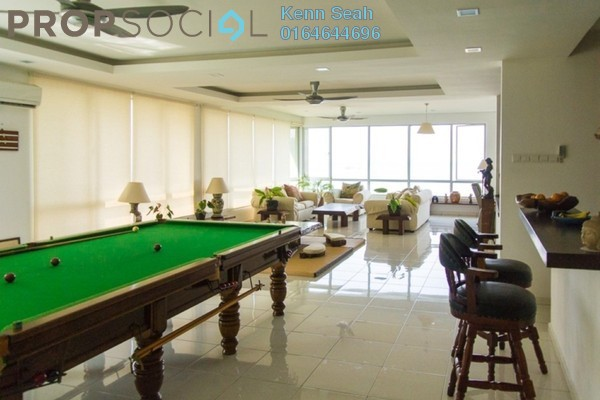 For Sale Condominium at The Waterfront, Tanjung Bungah Freehold Unfurnished 4R/5B 1.58m