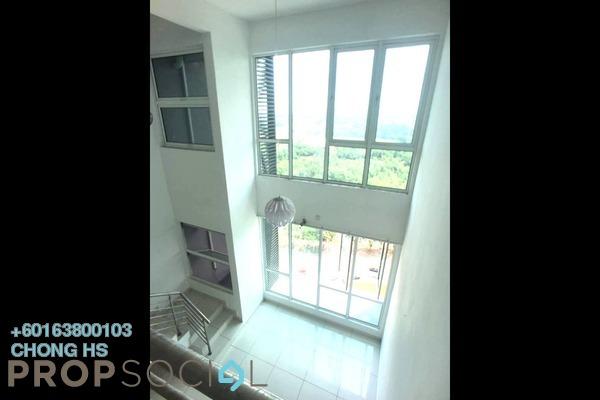 For Rent Serviced Residence at De Centrum City, Kajang Freehold Unfurnished 0R/2B 1.1k