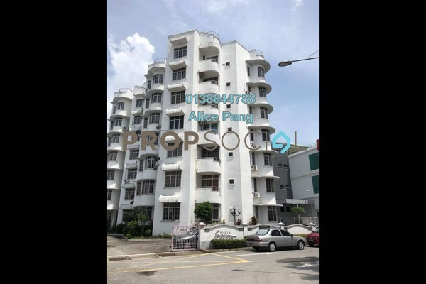 For Sale Condominium at Villa Saujana, Tanjung Tokong Freehold Unfurnished 3R/2B 550k