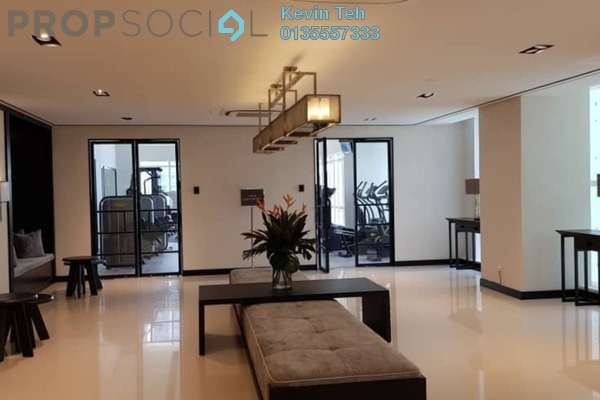 For Sale Condominium at Pavilion Hilltop, Mont Kiara Freehold Fully Furnished 3R/3B 1.7百万