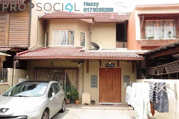 For Sale Terrace at Section 6, Kota Damansara Leasehold Semi Furnished 4R/3B 850k