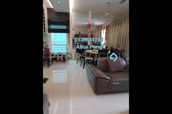 For Sale Condominium at Central Park, Green Lane Freehold Fully Furnished 4R/5B 1.28m