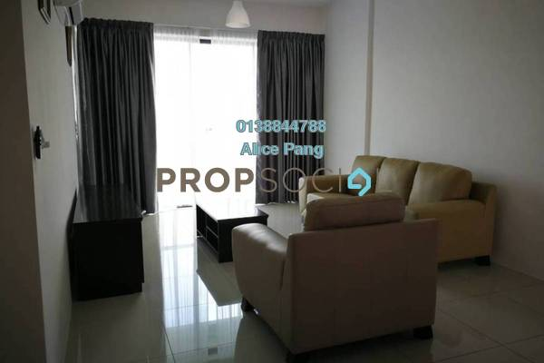 For Rent Condominium at 98 Nibong Residence, Sungai Nibong Freehold Fully Furnished 3R/2B 2.3k