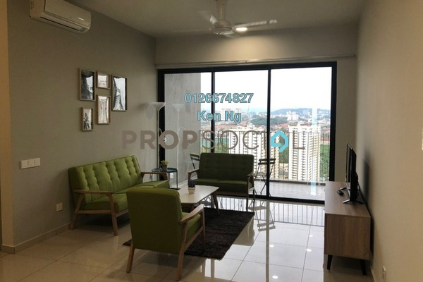 For Rent Condominium at The Rainz, Bukit Jalil Freehold Semi Furnished 4R/3B 2.9k