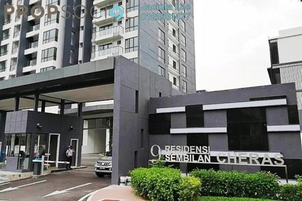 For Sale Condominium at 9INE, Batu 9 Cheras Freehold Unfurnished 4R/3B 454k