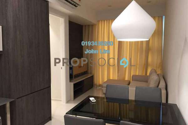 For Rent Serviced Residence at The Robertson, Pudu Freehold Fully Furnished 1R/1B 2.7k