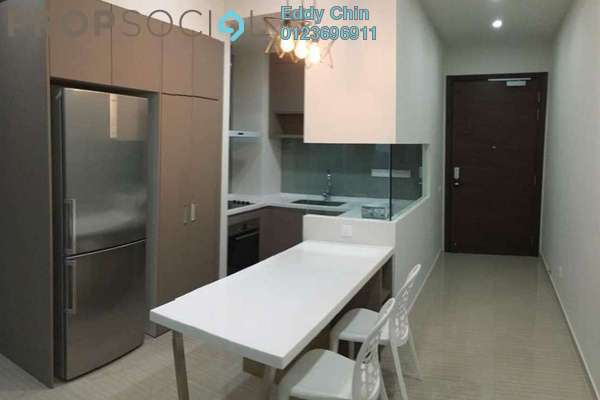 For Sale Condominium at Twin Arkz, Bukit Jalil Freehold Semi Furnished 2R/2B 890k