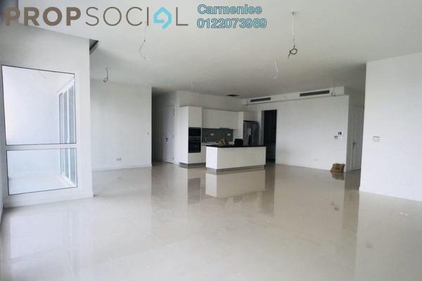 For Sale Condominium at Pavilion Hilltop, Mont Kiara Freehold Semi Furnished 4R/5B 2.97m